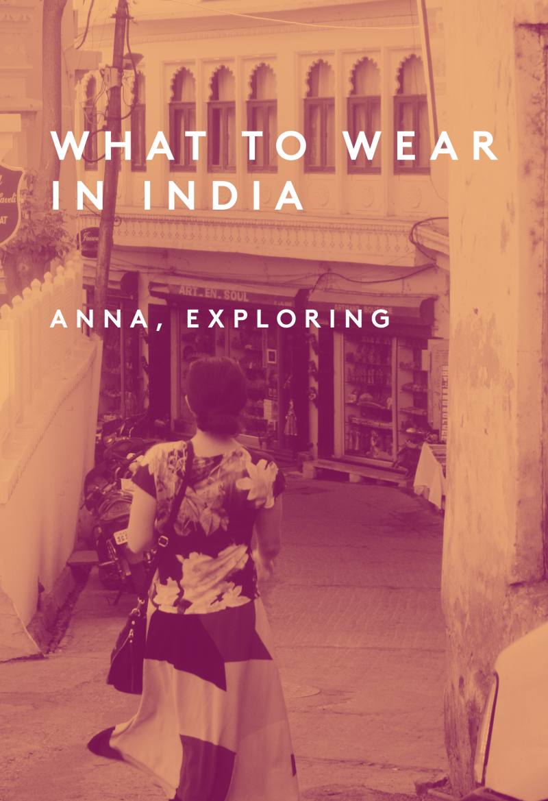 What to wear in India Pinterest