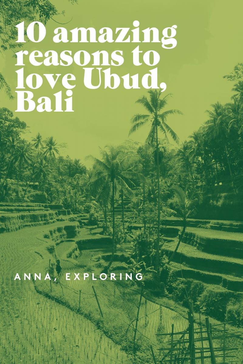 Pinterest love Ubud Bali