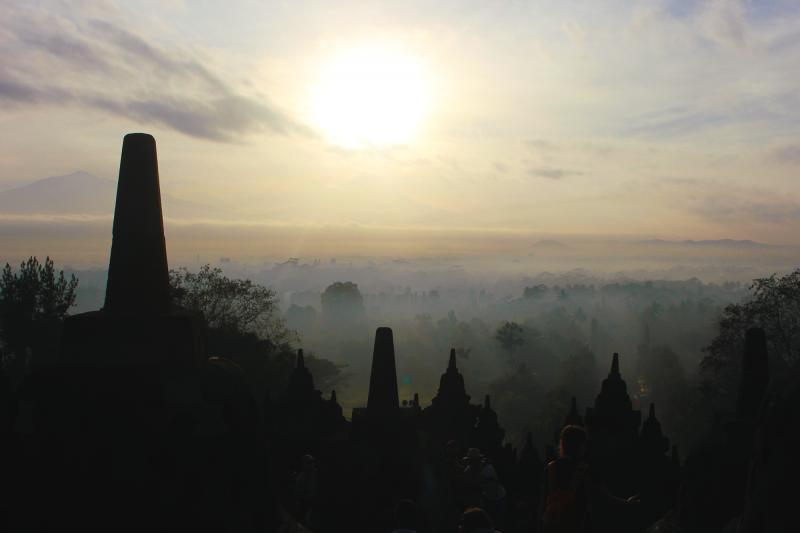 Borobudur Indonesia Asia