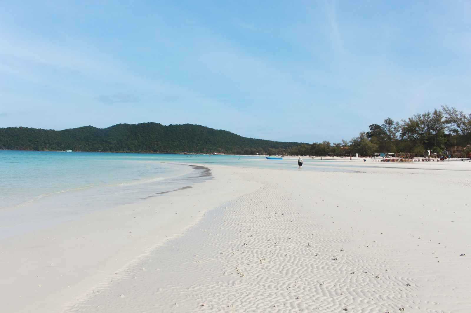 island beach cambodia