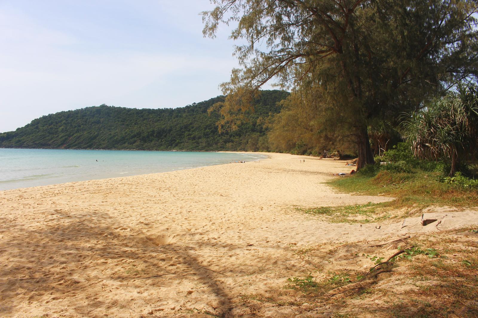 lazy beach koh rong sanloem cambodia