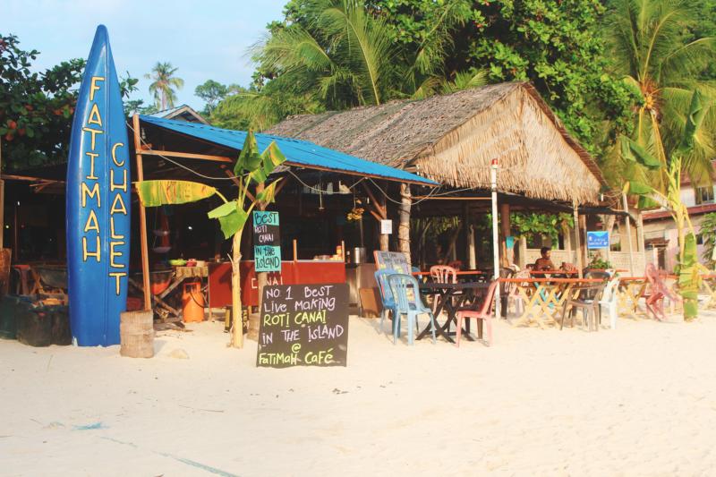 perhentian kecil malaysia beach