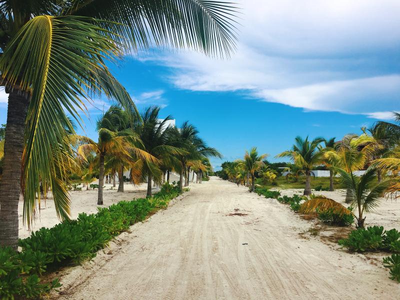 holbox mexico beach paradise